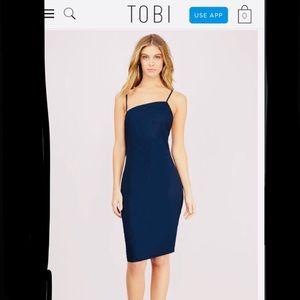NWT asymmetrical dress